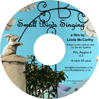Image of the Small Birds Singing DVD cover